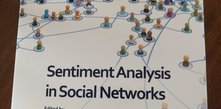 New Book on Social Network Data